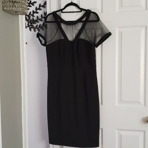 NYC Black Dress